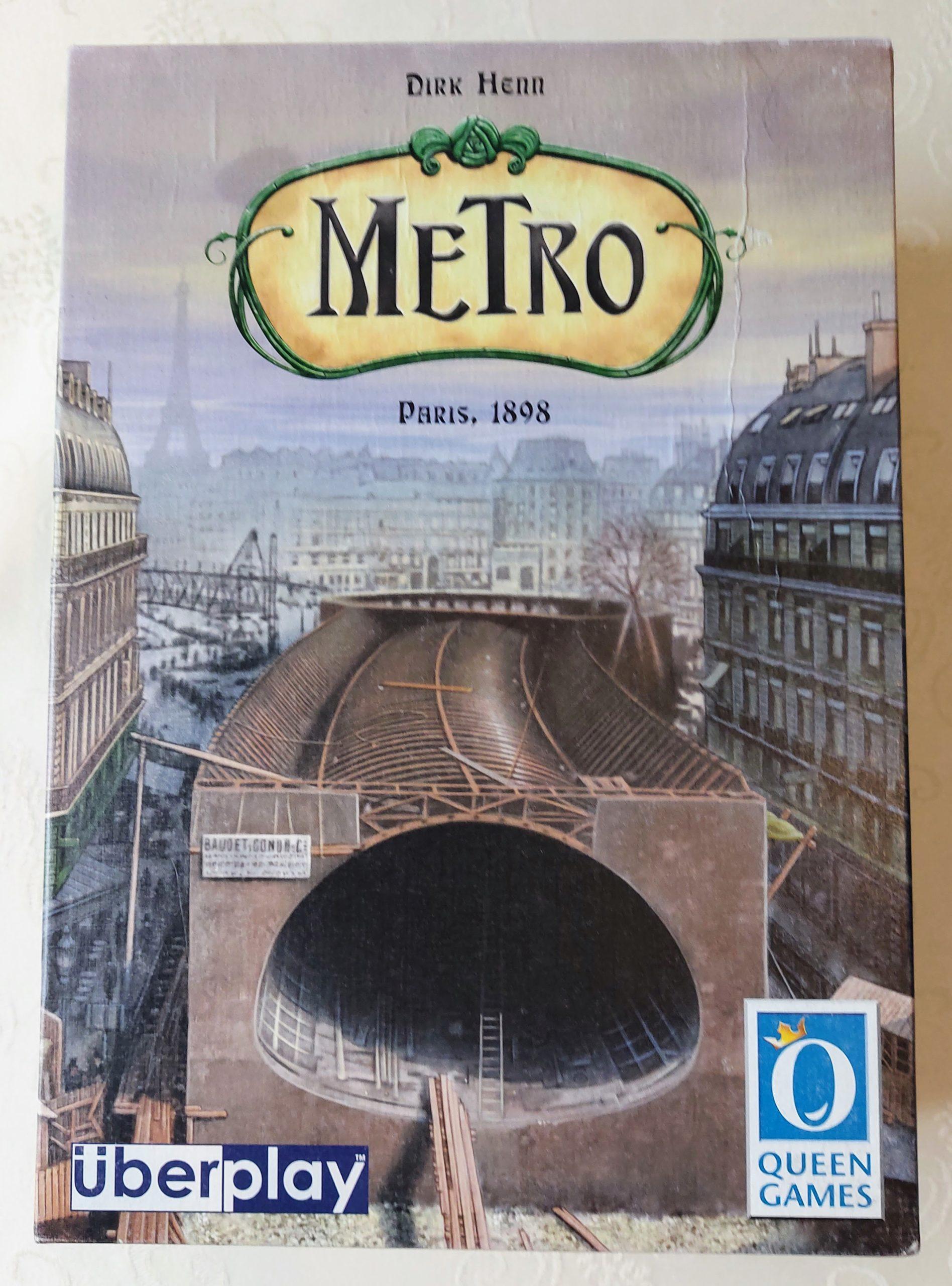 Metro - gra kafelkowa